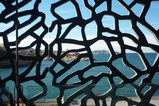 Point de vue sur le MuCEM #0