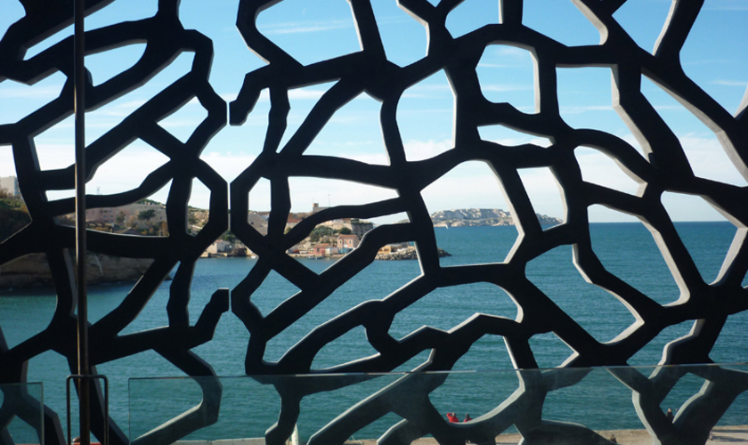 Point de vue sur le MuCEM #2
